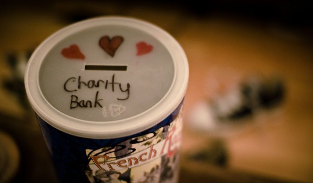 $55m worth of BTC Donated to Charity