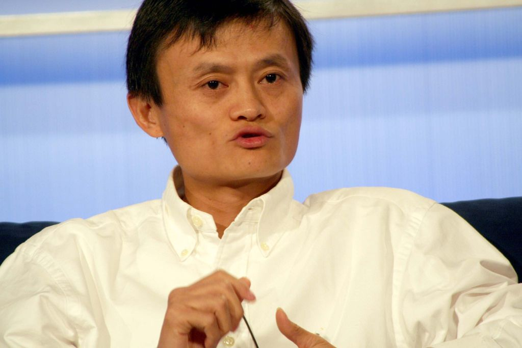 Alibaba's Jack Ma Says Bitcoin is a Bubble but Blockchain is not