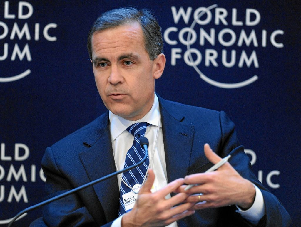 Bank of England Governor not Opposed to Creating Own Digital Currency