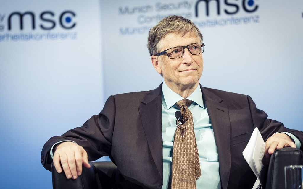 Bill Gates Wants to Short Bitcoin