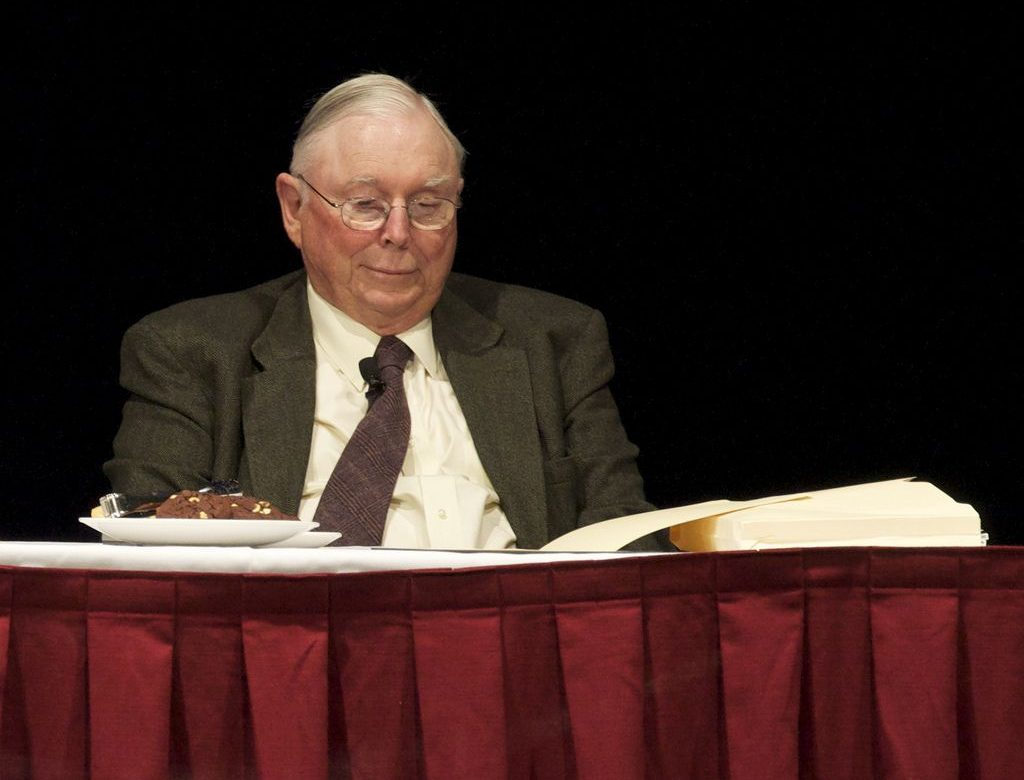 Bitcoin Almost as Bad as 'Trading Harvested Baby Brains', According to Charlie Munger