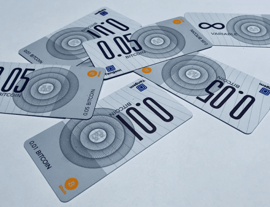 Bitcoin Smart Banknotes Now Available in Singapore