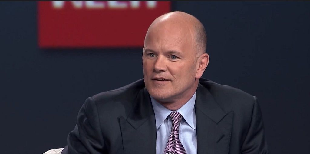 Bloomberg Teams Up With Mike Novogratz to Release a Cryptocurrency Price Index