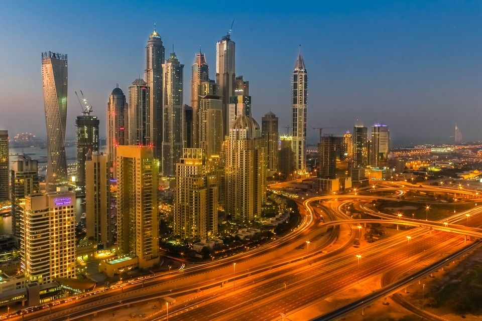 Dubai will be the First City in the World - Powered by Blockchain
