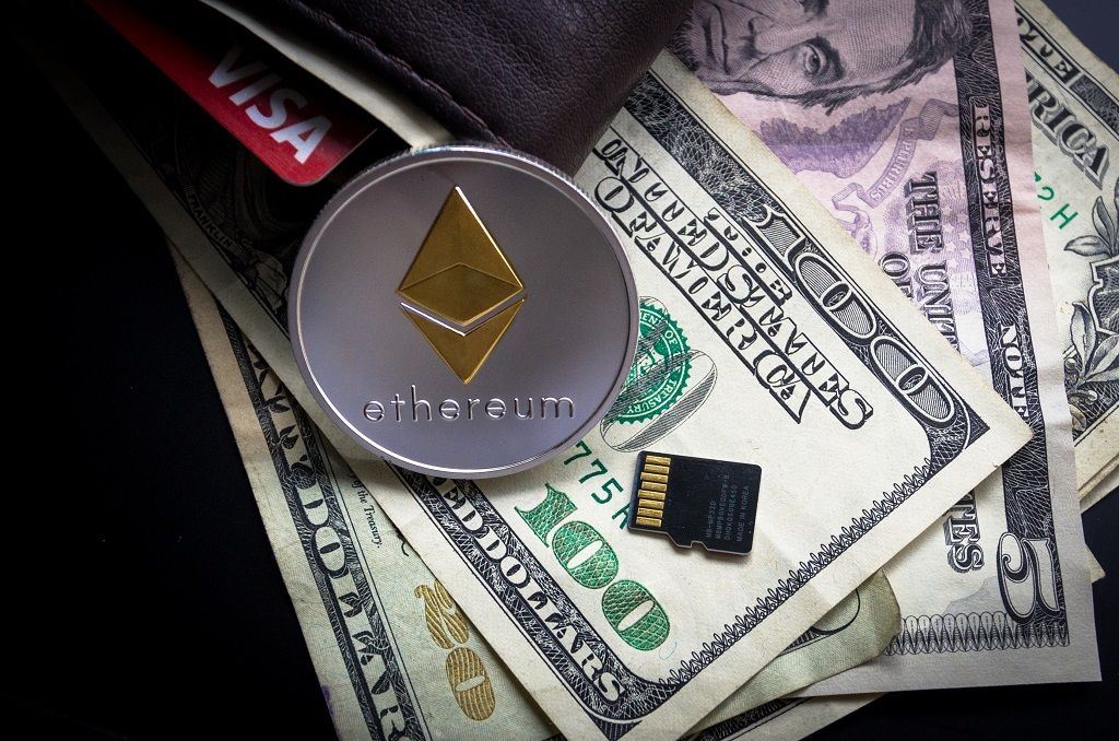 Ethereum's Price Drop Possibly Due To EOS Selling Large Amounts of ETH