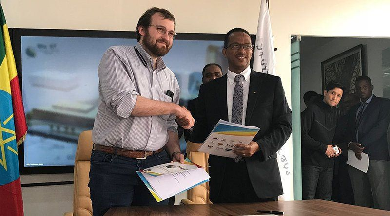 Ethiopia Signs a Deal with Cardano to Use Blockchain in Agriculture