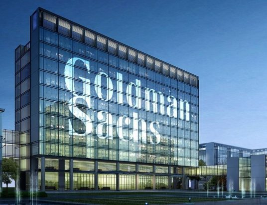 Newly Appointed Goldman Sachs Vice President Leaves for Cryptocurrency