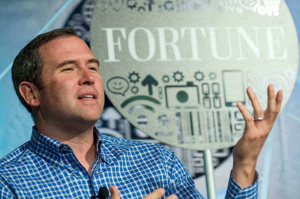 Ripple's CEO Garlinghouse Bashes Bitcoin