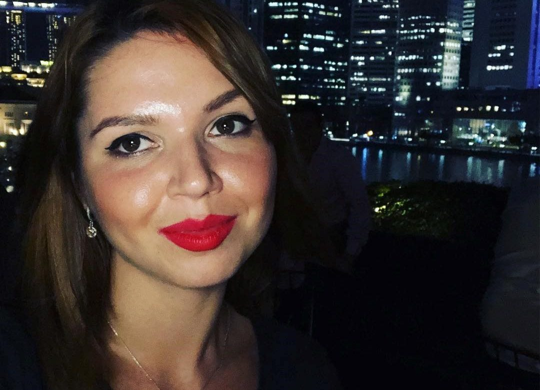 Veronika Ukrayinets Head of Communications at TenX