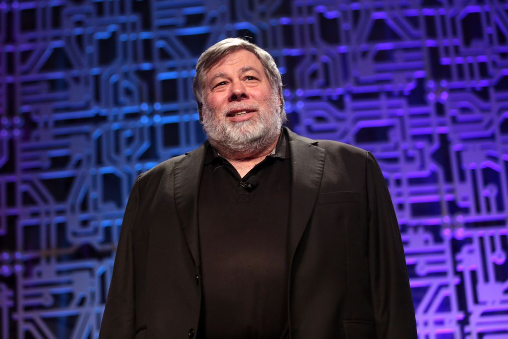 Apple Co-Founder Steve Wozniak Only Bitcoin is Pure Digital Gold
