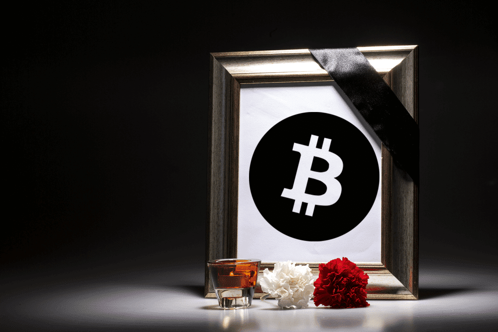 Bitcoin Has Been Sentenced to Death 300 Times
