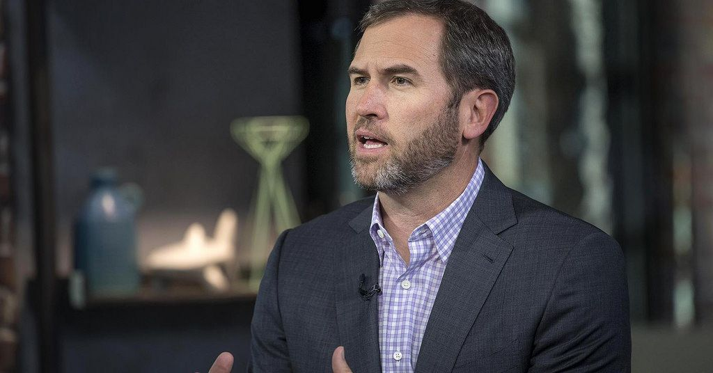 Bitcoin is Controlled by China - Ripple CEO Brad Garlinghouse