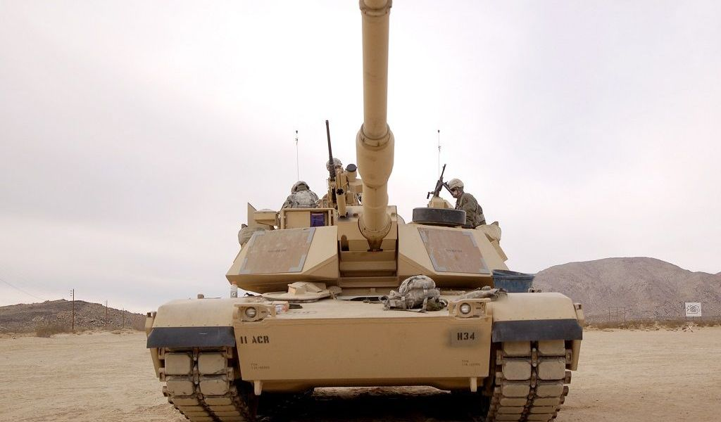 ZClassic Co-Founder, Possibly on Drugs Goes on a Joyride Driving a Stolen US Army Tank