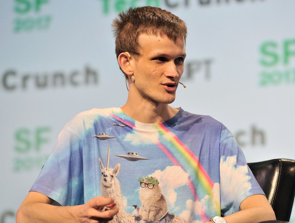 Ethereum Founder Vitalik Buterin Hopes Centralized Exchanges 'Burn in Hell'