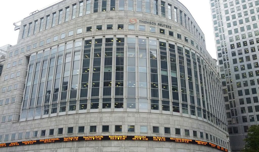 Thomson Reuters Teams Up With CryptoCompare to Track 50 Digital Assets