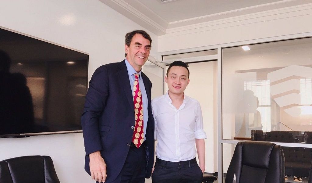 """Tron Founder Justin Sun Wins his Own Election on His Blockchain to Become a """"Super Representative"""""""