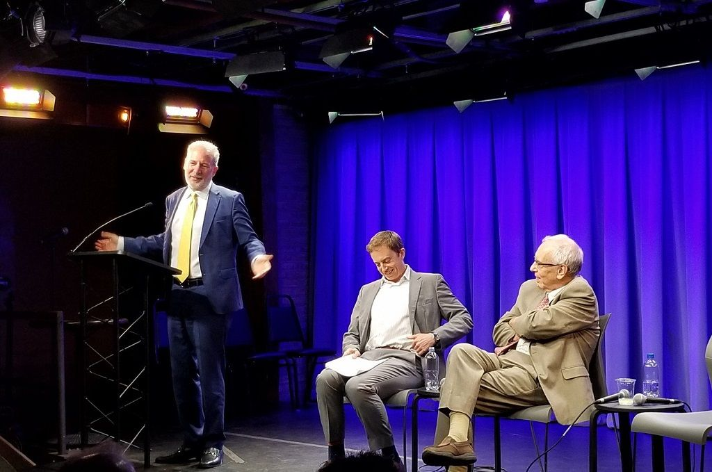 Voorhees vs Schiff Bitcoin Bull vs Bitcoin Bear Debate