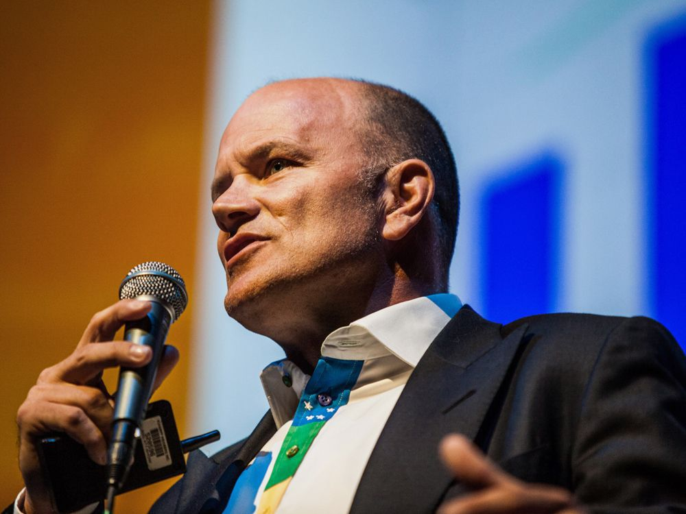 Wall Street Billionaire Mike Novogratz Crypto and Blockchain Mass Adoption is 'Five to Six Years Away'