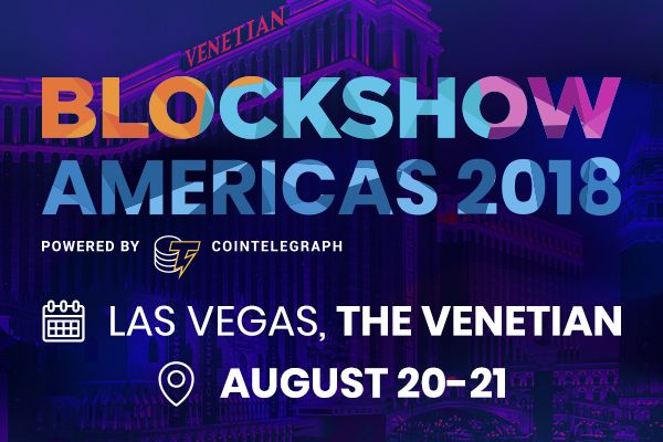 BlockShow Americas 2018 line-up is ready to take you face to face to the top Blockchain Experts