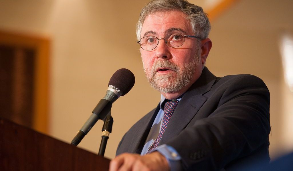 Crypto Naysayer Paul Krugman Admits Bitcoin Has More Utility than Gold