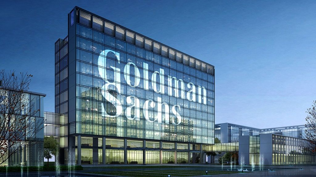 Goldman Sachs Plans To Offer Custody Services For Crypto Funds
