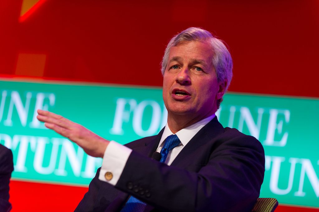 Jamie Dimon Believes JPMorgan Will Use Blockchain Tech For Many Future Projects