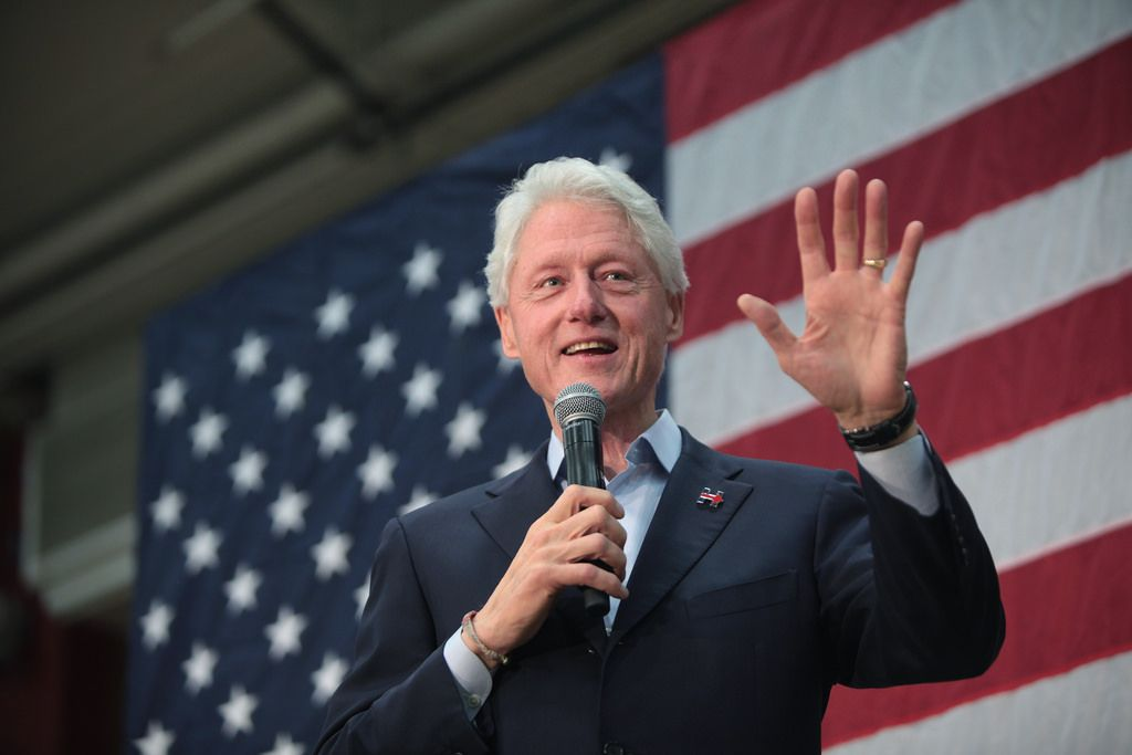 Ripple Get Bill Clinton to Give a Keynote Speech at the Annual Swell Conference