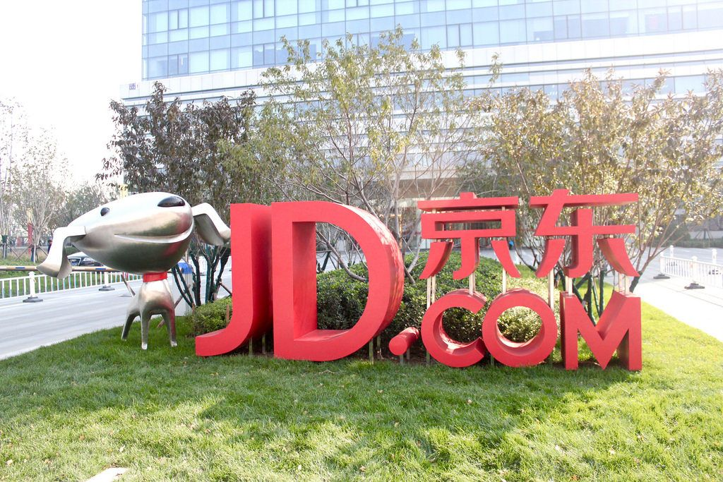 The Retail Chinese Giant JD.com Launches An Open Blockchain Platform