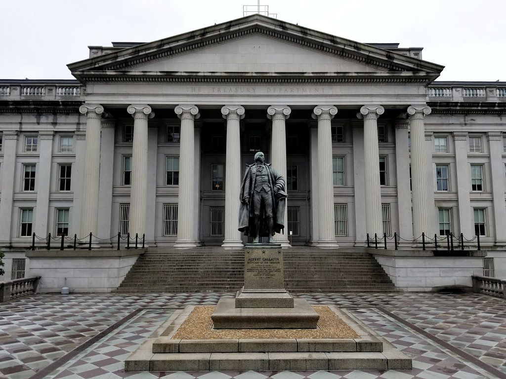 U.S Treasury Lauds Blockchain Technology Calls It A Promising Innovation