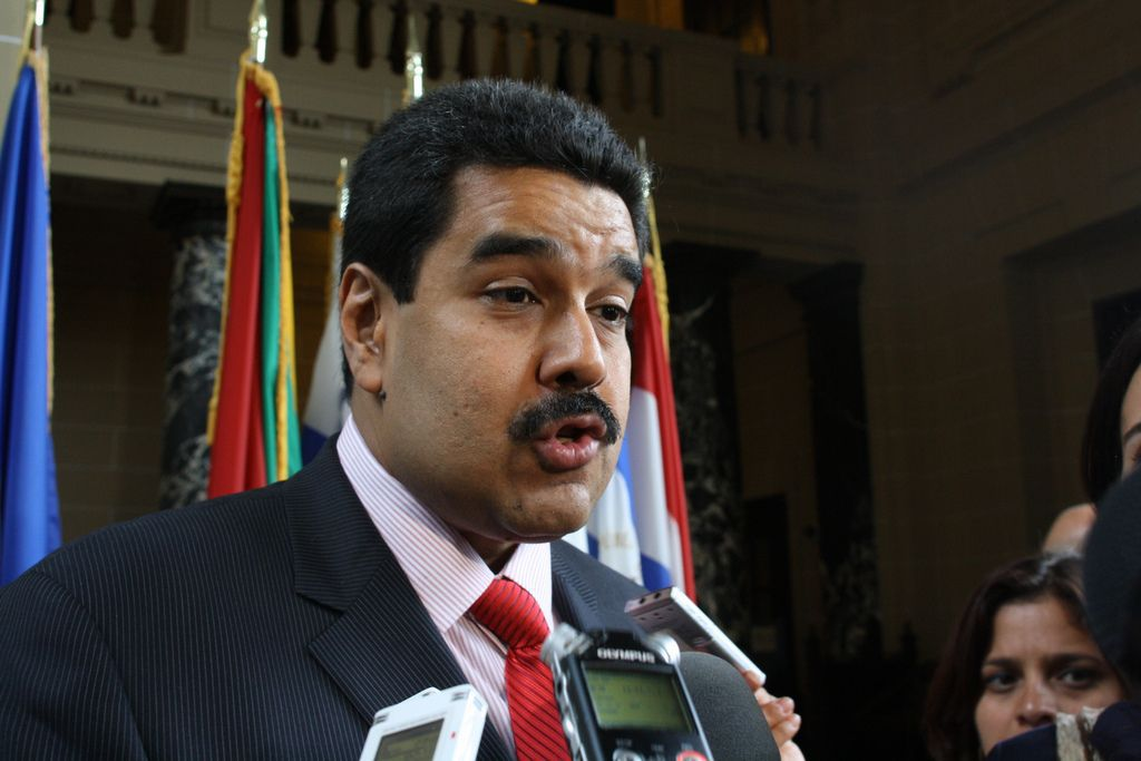 Venezuelan Banks Forced to Use Petro Cryptocurrency by President Maduro
