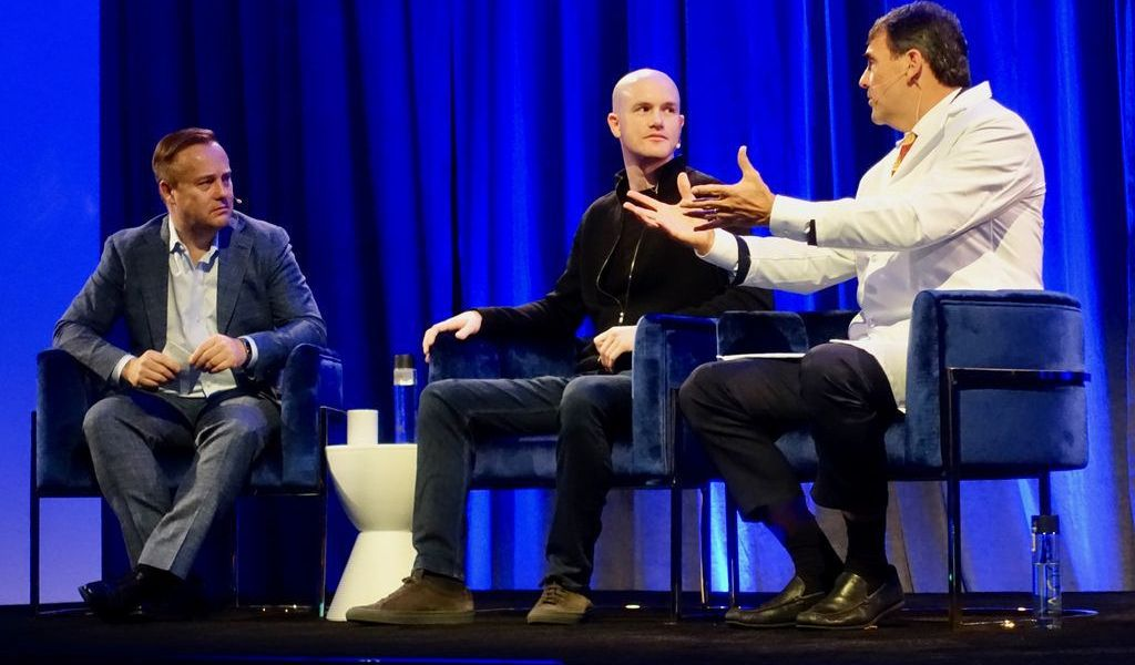 Coinbase CEO Predicts That 1 Billion people Will Be In The Crypto Ecosystem In 5 Years