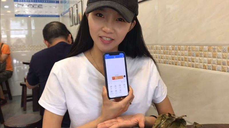Documentary Girl Lives in China for 21 Days With Only 0.21 Bitcoin