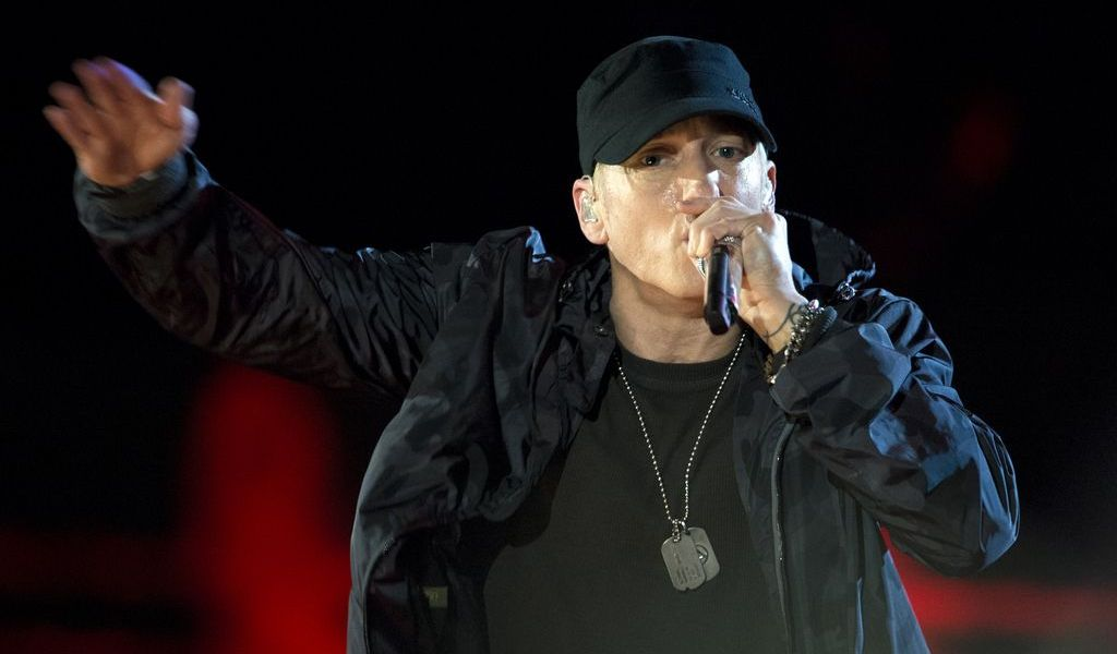 "Eminem Gives Props to Bitcoin on New Record ""Kamikaze"""