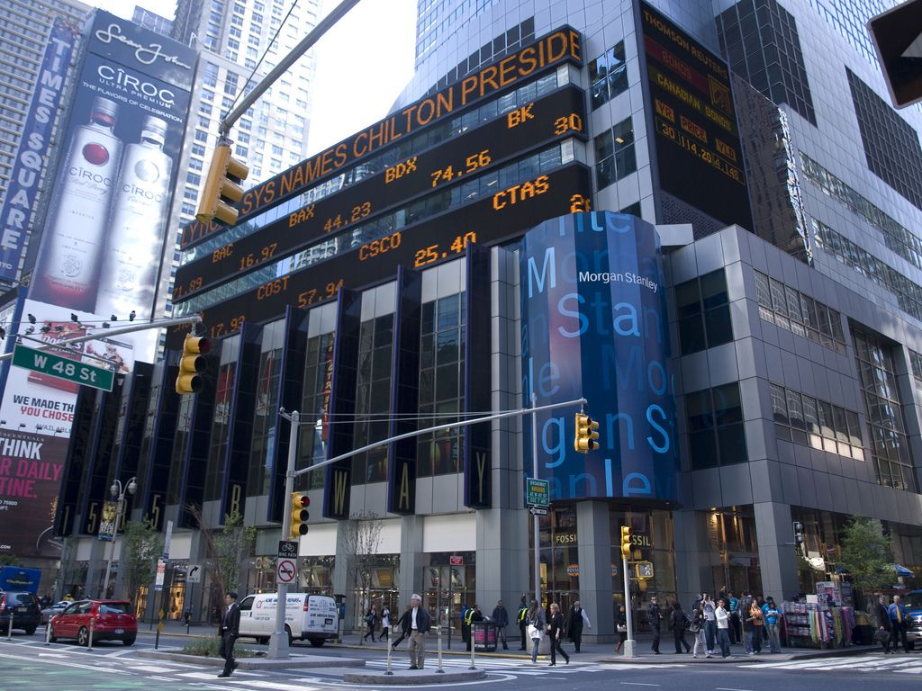 Morgan Stanley Will Offer Bitcoin Related Products to