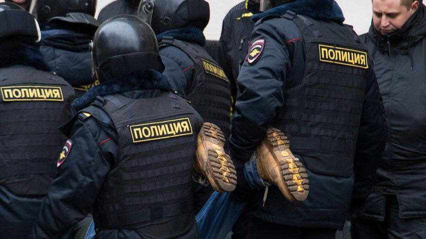 Russian Law Enforcement Seized 22 Bitcoin ATMs Across the Country, Following China's Model