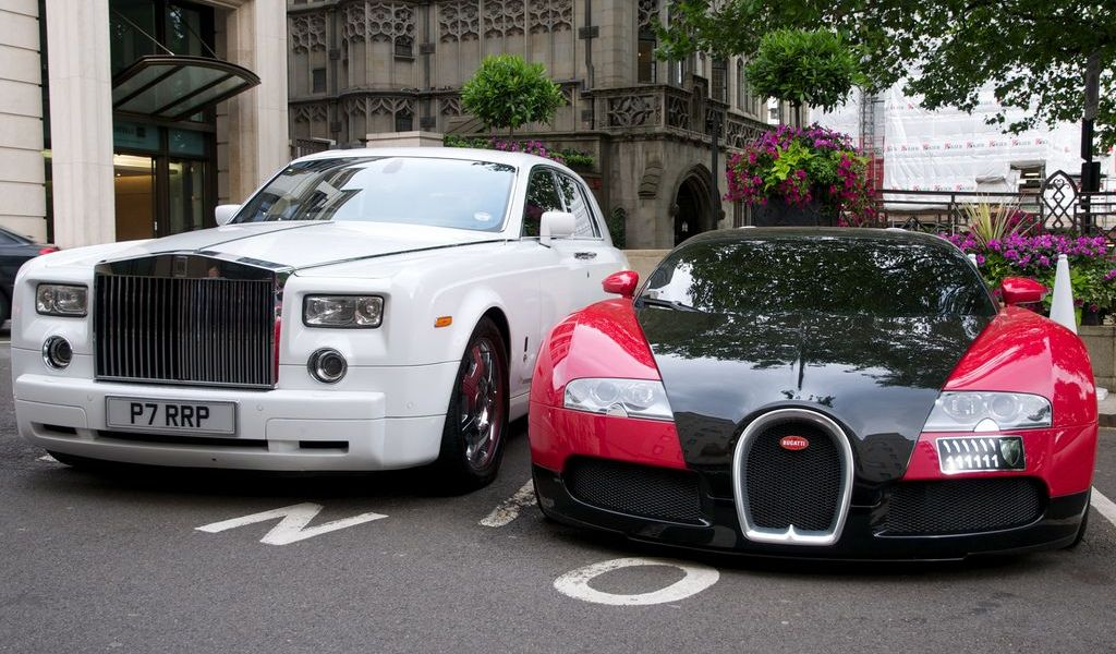 You Can Now Purchase Rolls Royce, Bentley or Bugatti Cars with Bitcoin and Bitcoin Cash