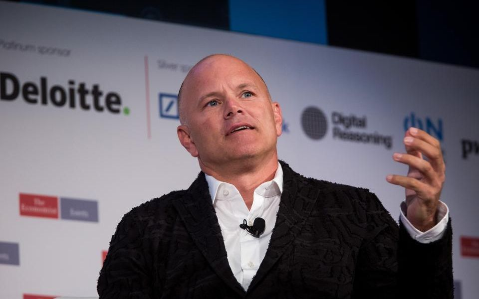 Mike Novogratz Revises Bitcoin Prediction, Says Bitcoin Won't Break $9,000 This Year