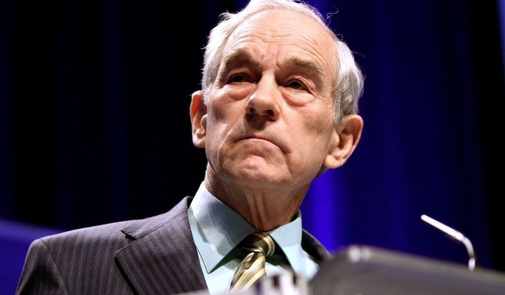 Ron Paul Crypto and Precious Metals Should be Tax Exempt in Order to Avoid Financial Meltdown