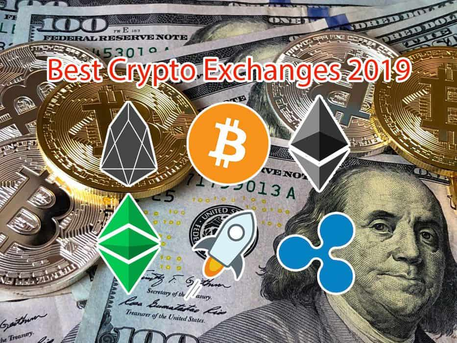 Best Crypto Exchanges 2019