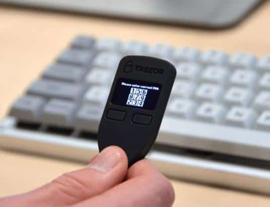 Crypto Hardware Maker Trezor Warns of Fake Trezor One Devices