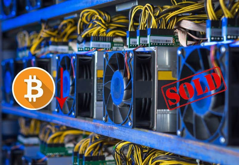 Cryptocurrency Miners Selling Mining Devices by Kilo in China Due to Market Decline