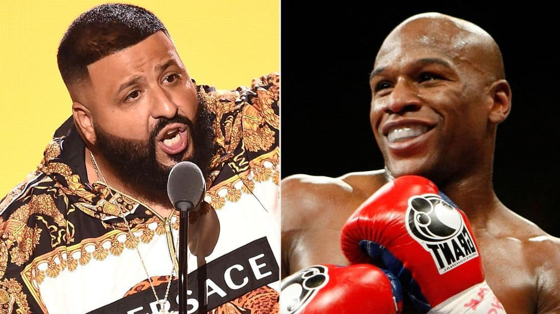 DJ Khaled, Floyd Mayweather Face Fines from SEC for Involvement with ICO Promotion