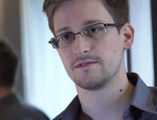 Edward Snowden Says Cryptocurrency (But Not Bitcoin) is Here to Stay