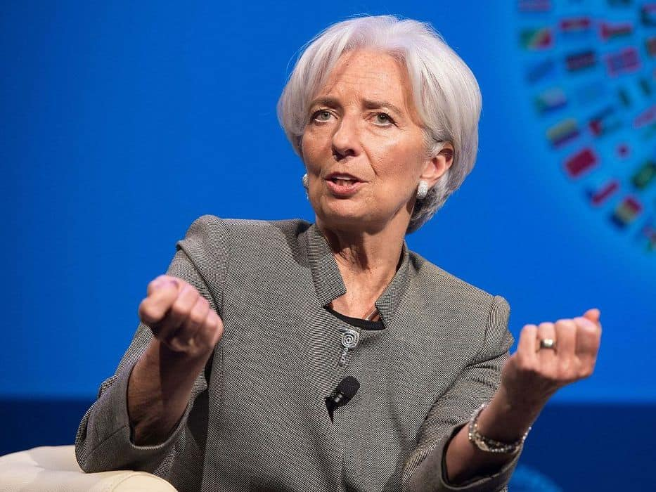 "Head of IMF Christine Lagarde Says States ""Should Consider State-backed Digital Currency"""