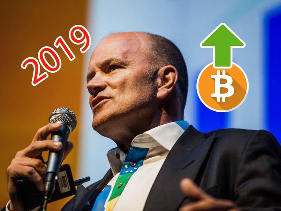 Mike Novogratz Expects the Crypto Market to 'Flip' in 2019
