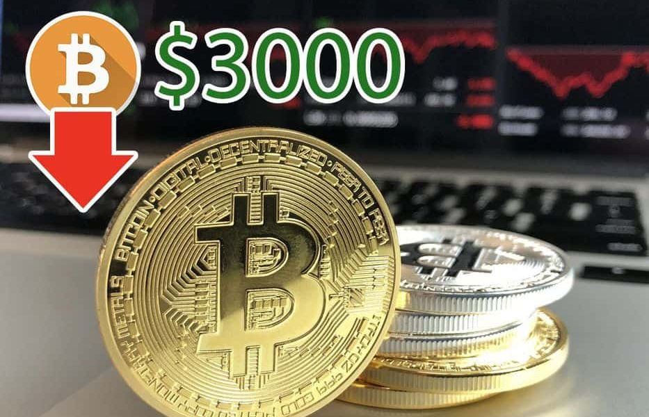 Pro Trader Bitcoin Price Will Bottom Out at $3,000