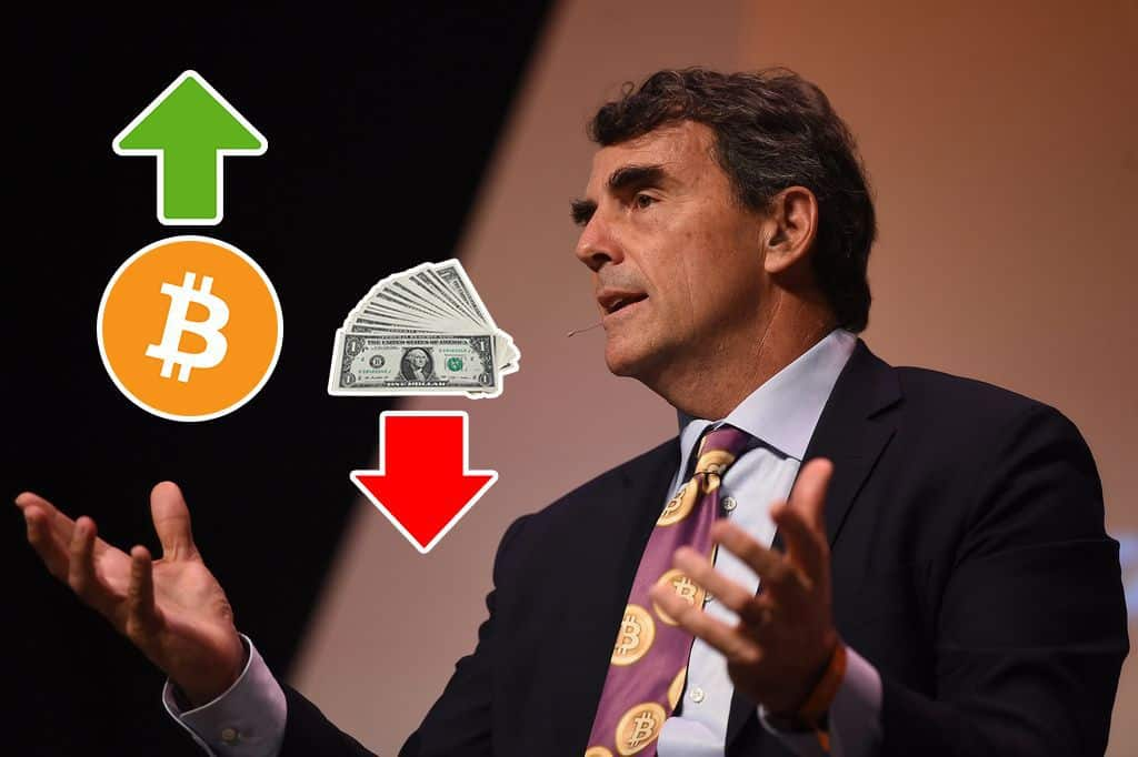 Tim Draper: Crypto Will Surpass Fiat
