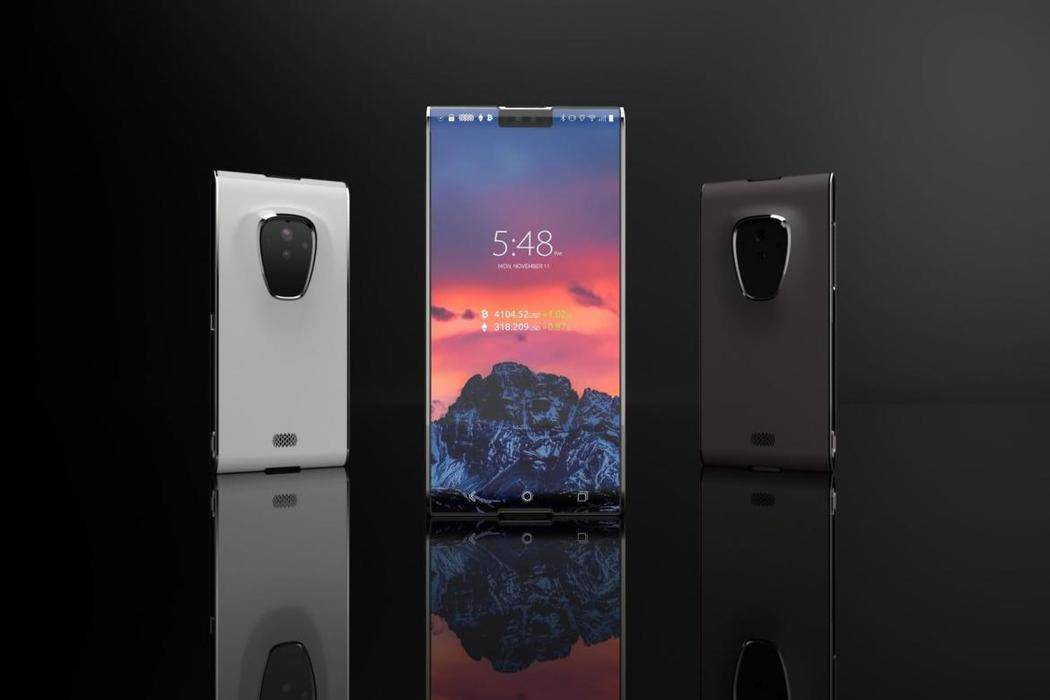 Tomorrow 'SIRIN Labs' Ship Out Their First Blockchain Smartphone with a Built in 'Cold' Wallet