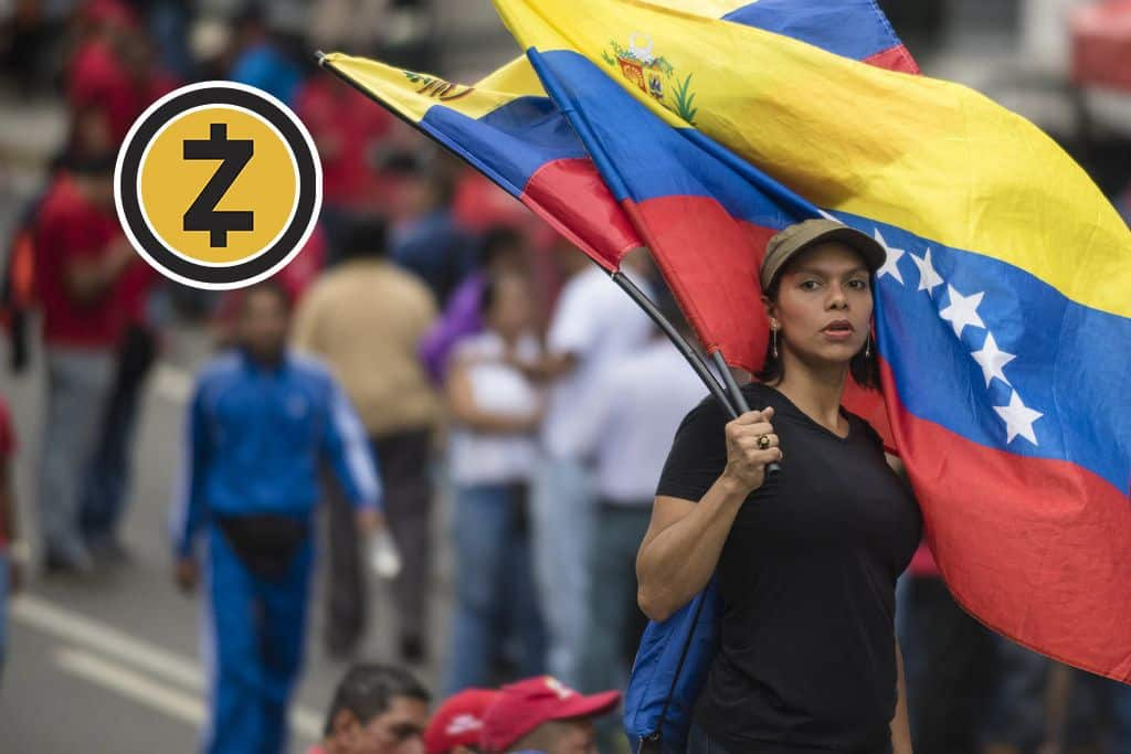 Venezuelan Citizens Receive $1m Subsidy Backed by Zcash