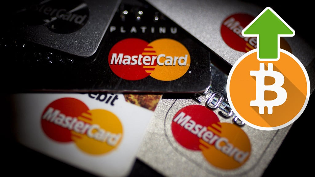 Bitcoin's Daily Transfer Volume Close to Overtaking MasterCard's